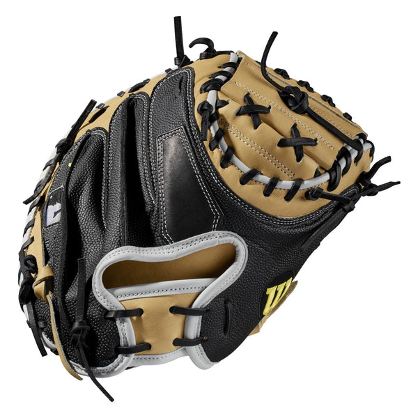 "Wilson A2000 SuperSkin 33.50"" WTA20RB19M1SS Catcher"