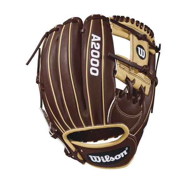 "Wilson A2000 1787 11.75"" Infield Glove WTA20RB181787 - Baseball Gloves - Hit A Double - 1"