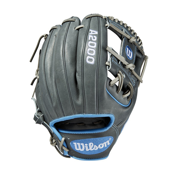 "Wilson 2019 A2000 1786 Love The Moment Edition Autism Speaks 11.50"" Infield WTA20RB19LEAPR - Gray Blue"