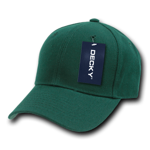 Decky 402 Fitted Cap - Forest - HIT A Double