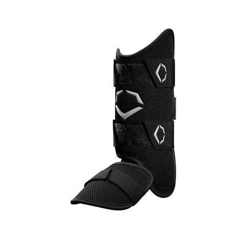 EvoShield Pro-SRZ Batter's Leg Guard - Black