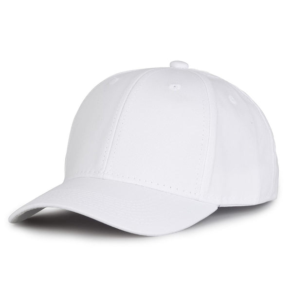 The Game GB2016 White Snapback Cotton Twill Cap - White