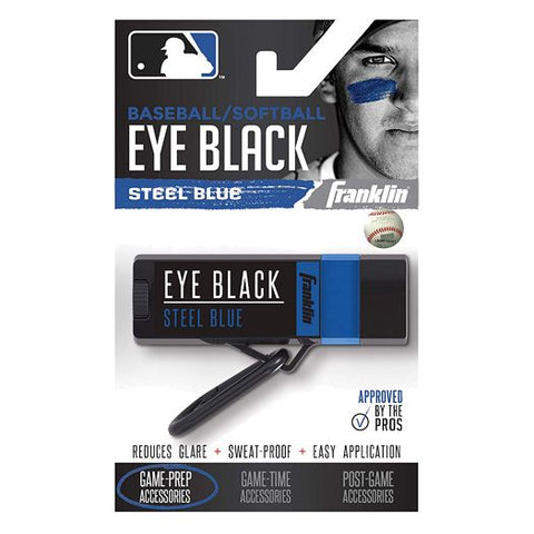 Franklin Premium Eye Black - Steal Blue