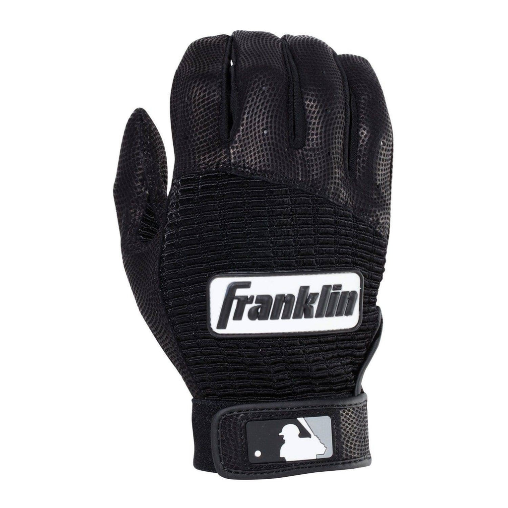 Franklin Pro Classic Batting Gloves - Black - HIT A Double