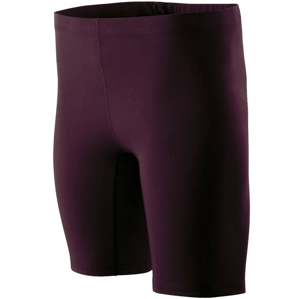 Holloway 221047 Break Short - Dark Maroon - HIT A Double