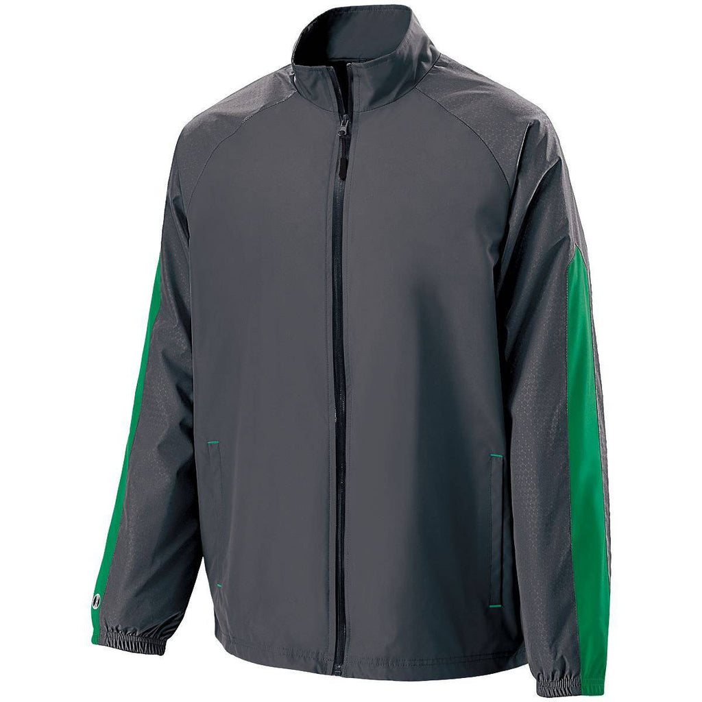 Holloway 222212 Youth Bionic Jacket - Carbon Kelly - HIT A Double