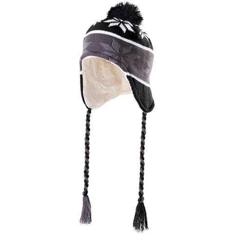 Holloway 223825 Ridge Beanie - Black - HIT A Double