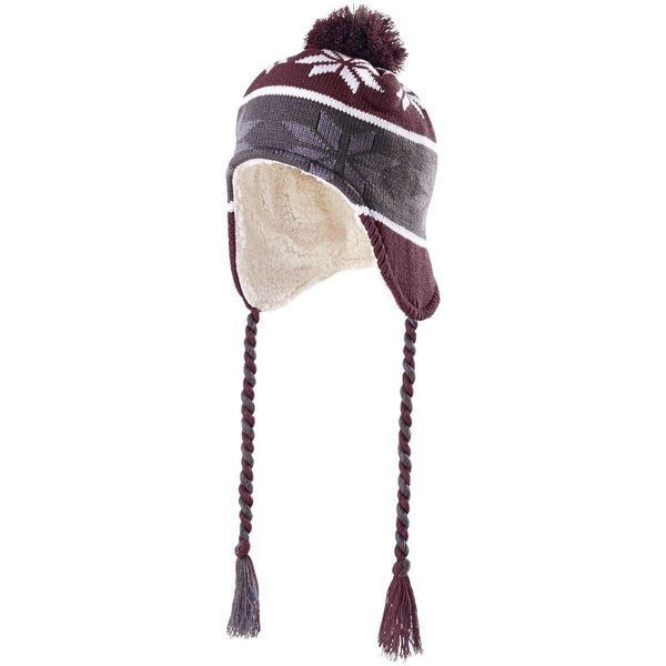 Holloway 223825 Ridge Beanie - Maroon - HIT A Double