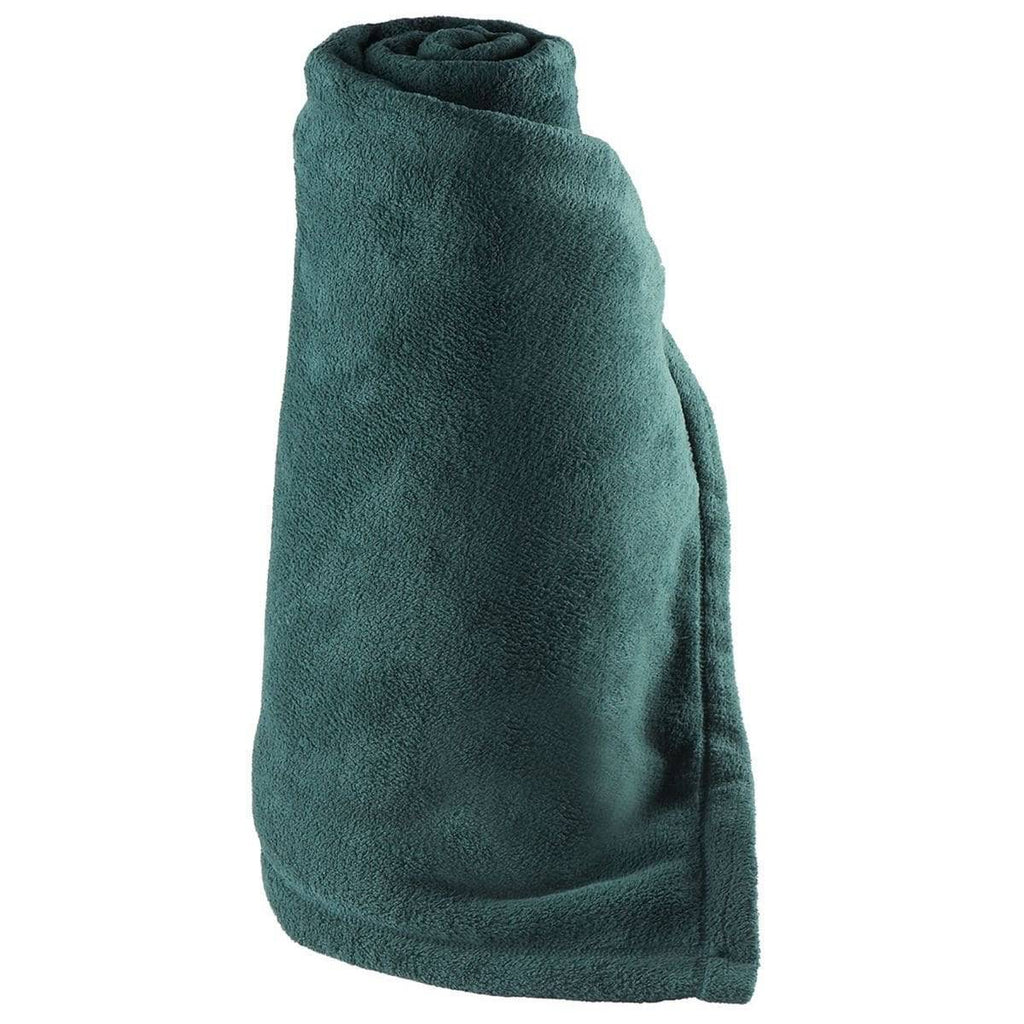 Holloway 223856 Tailgate Blanket - Dark Green - HIT A Double