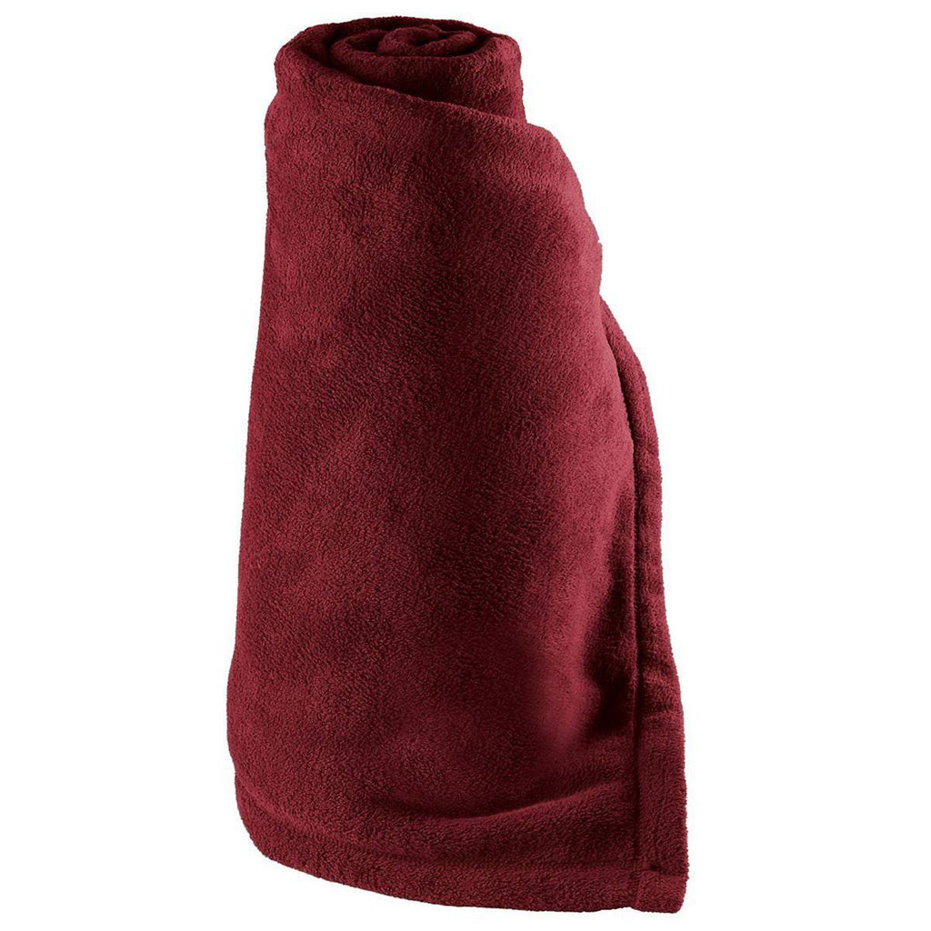 Holloway 223856 Tailgate Blanket - Maroon - HIT A Double