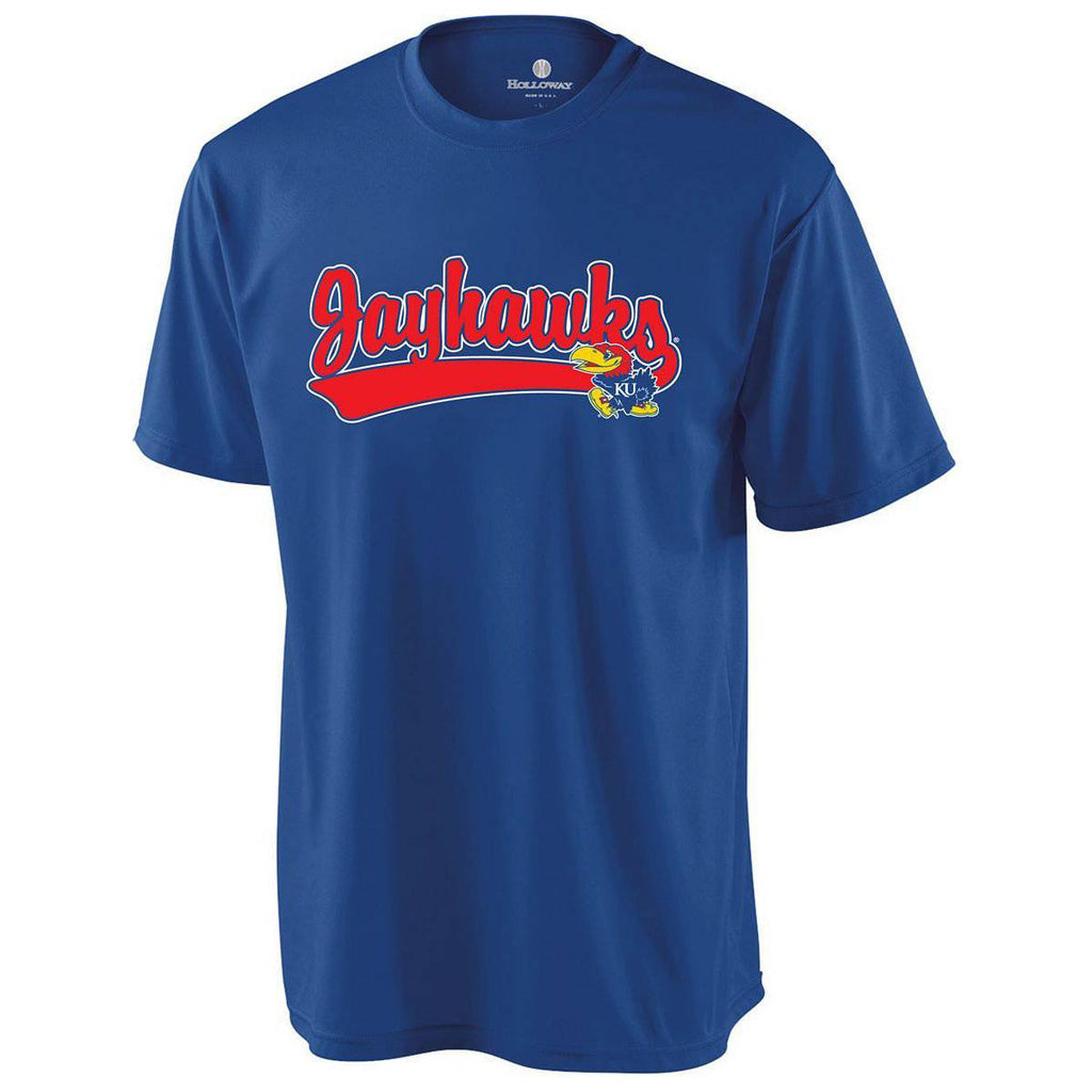 Holloway 228249 Youth Rookie Jersey - Kansas - HIT A Double