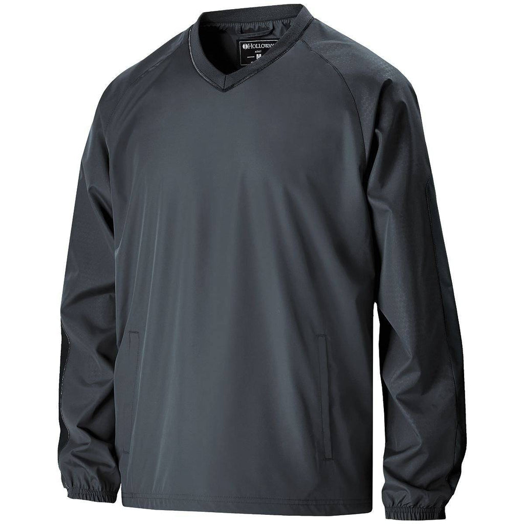 Holloway 229019 Bionic Windshirt - Carbon Black - HIT A Double