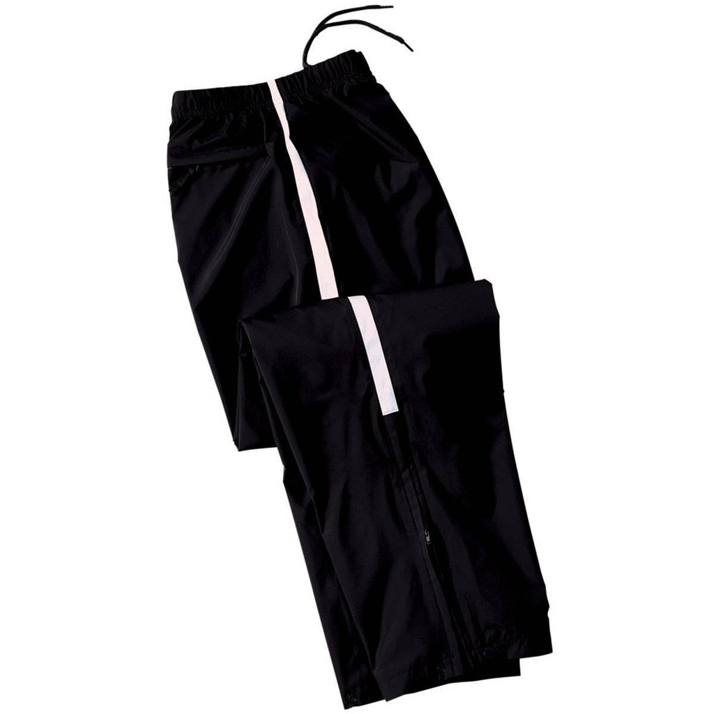 Holloway 229095 Sable Pant - Black White - HIT A Double