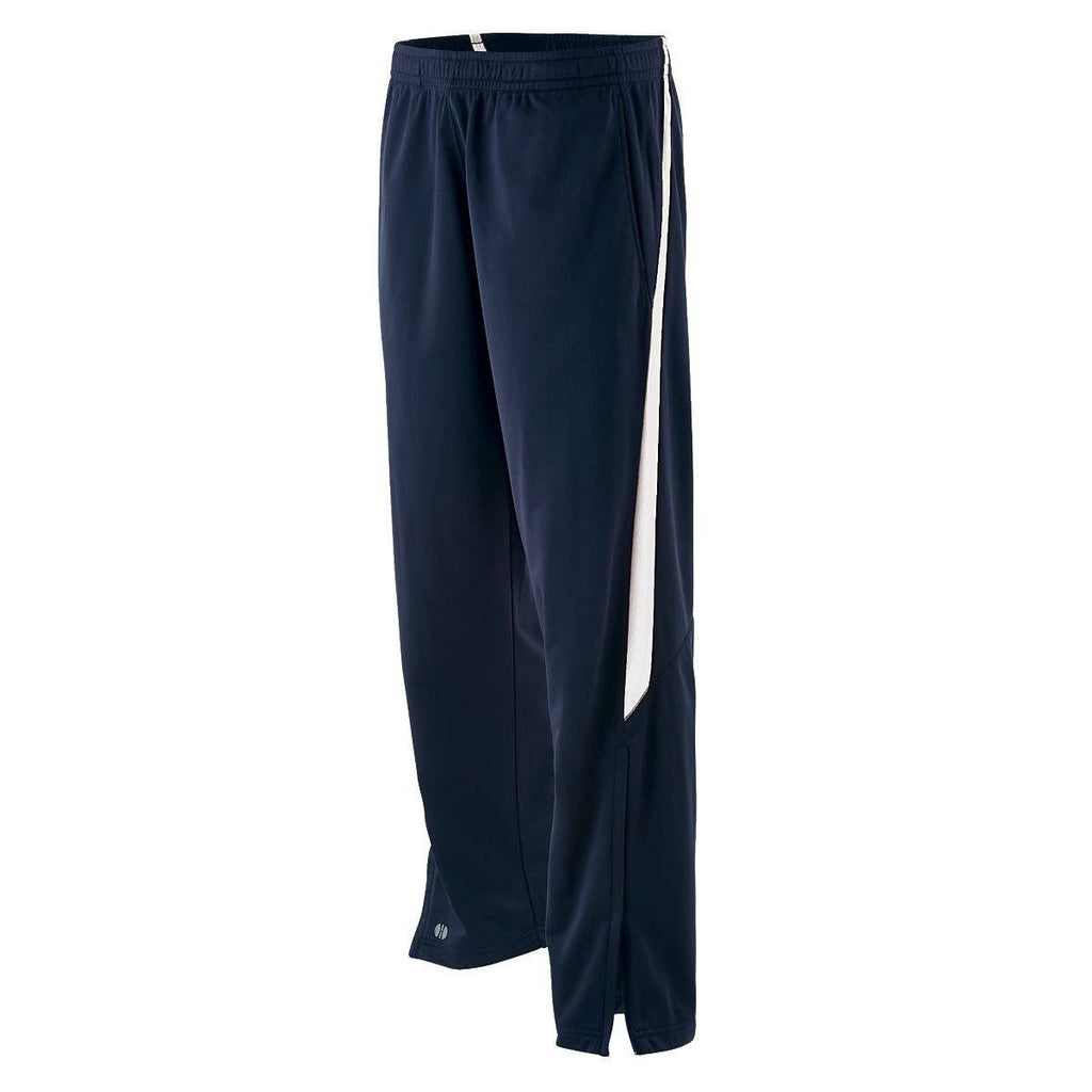 Holloway 229143 Determination Pant - Navy White - HIT A Double