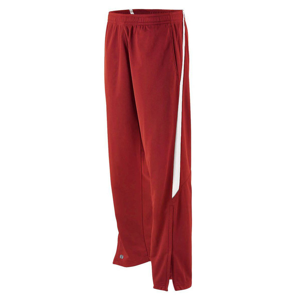 Holloway 229143 Determination Pant - Scarlet White - HIT A Double