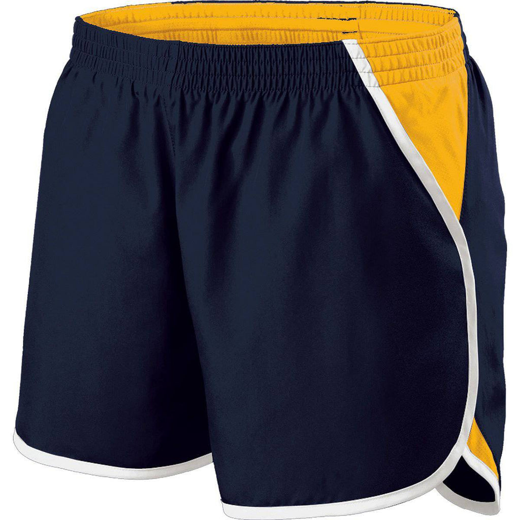 Holloway 229325 Energize Short - Navy Light Gold White - HIT A Double