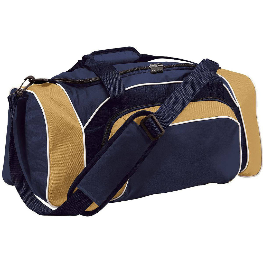 Holloway 229411 League Bag - Navy Vegas Gold White - HIT A Double