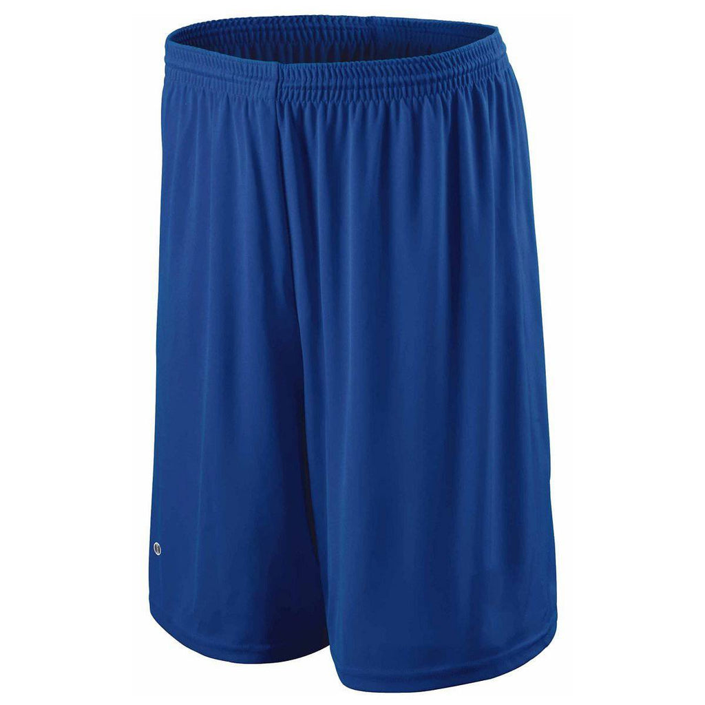Holloway 229555 Hustle Short - Royal - HIT A Double