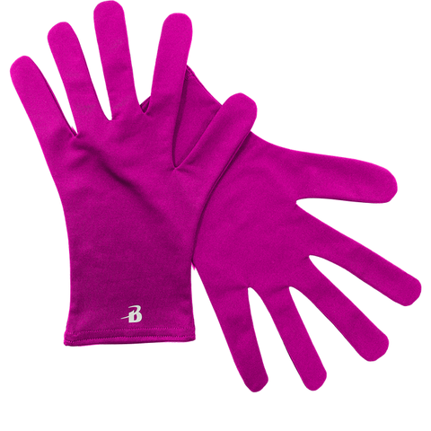 Badger 1910 Essential Gloves - Hot Pink - HIT A Double