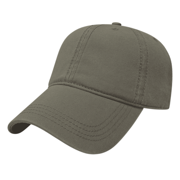 Cap America I1002-Relaxed Golf Cap - Sage