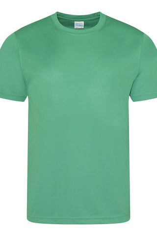Just Cool JCA001 Cool Tee - Kelly Green