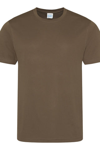 Just Cool JCA001 Cool Tee - Olive Green