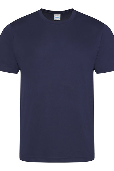 Just Cool JCA001 Cool Tee - Oxford Navy