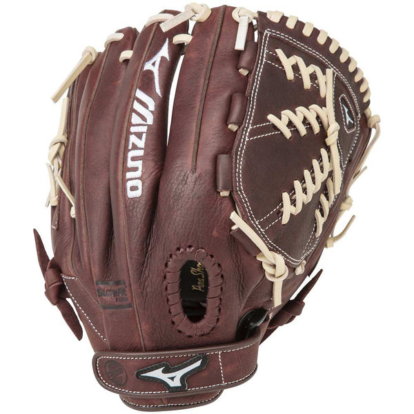 "Mizuno Franchise Fastpitch GFN1200F2 12.00"" Utility Glove - Coffee Cork"