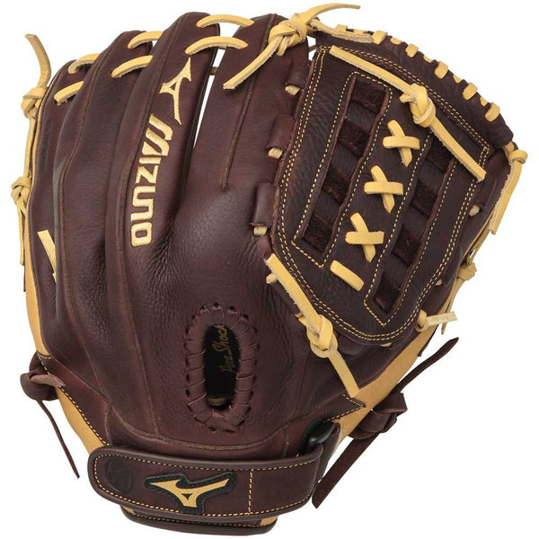 "Mizuno Franchise GFN1250S2 12.50"" Slowpitch Glove - Coffee Cork"