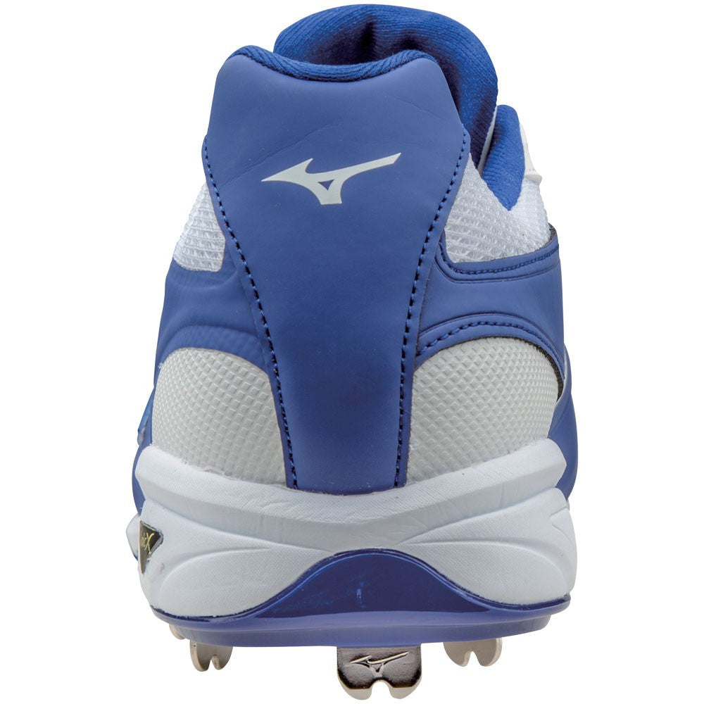 9f7d1337c055 Mizuno Dominant IC Low Metal Cleats - Royal White – HIT A Double