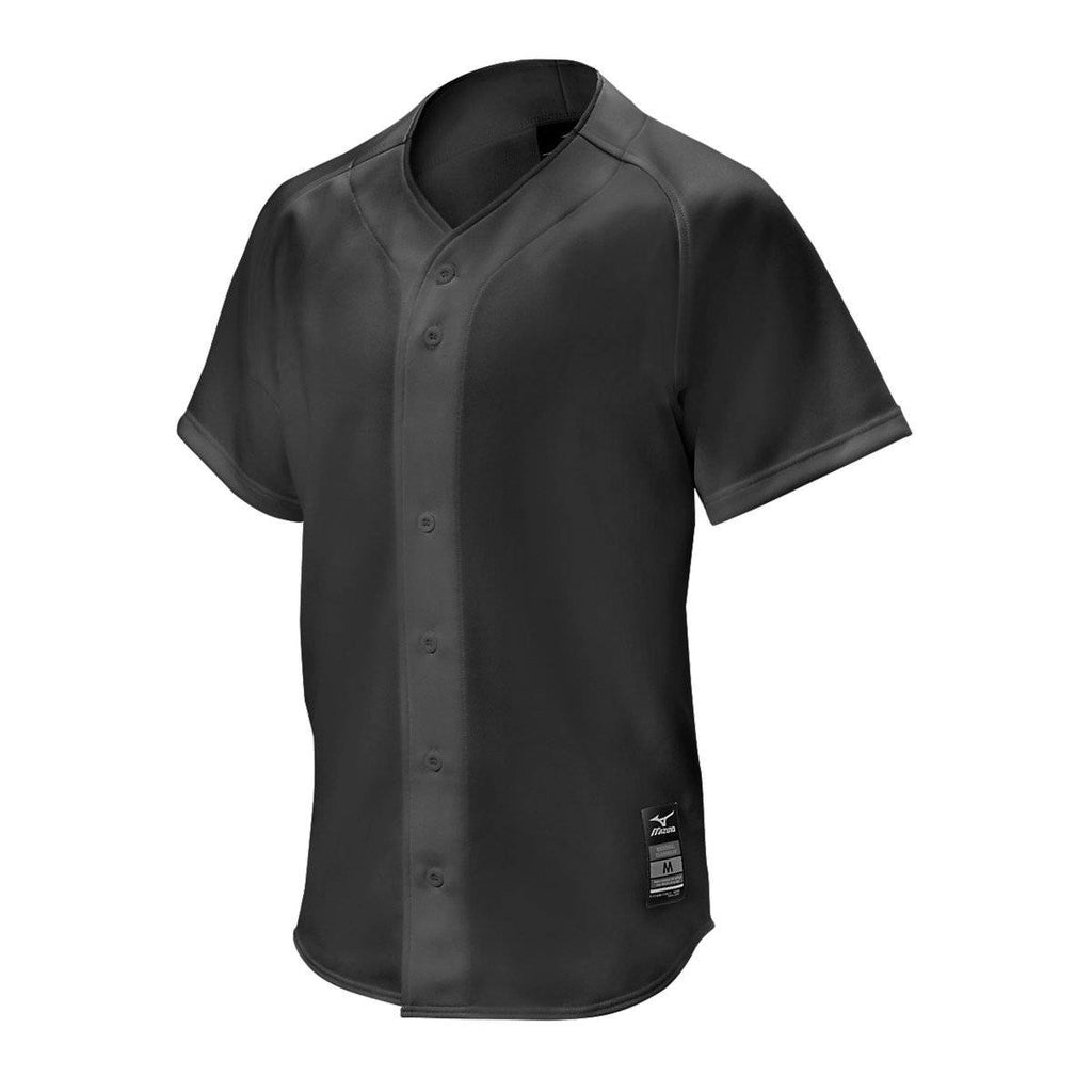 Mizuno Comp Game Jersey - Dark Charcoal - HIT A Double