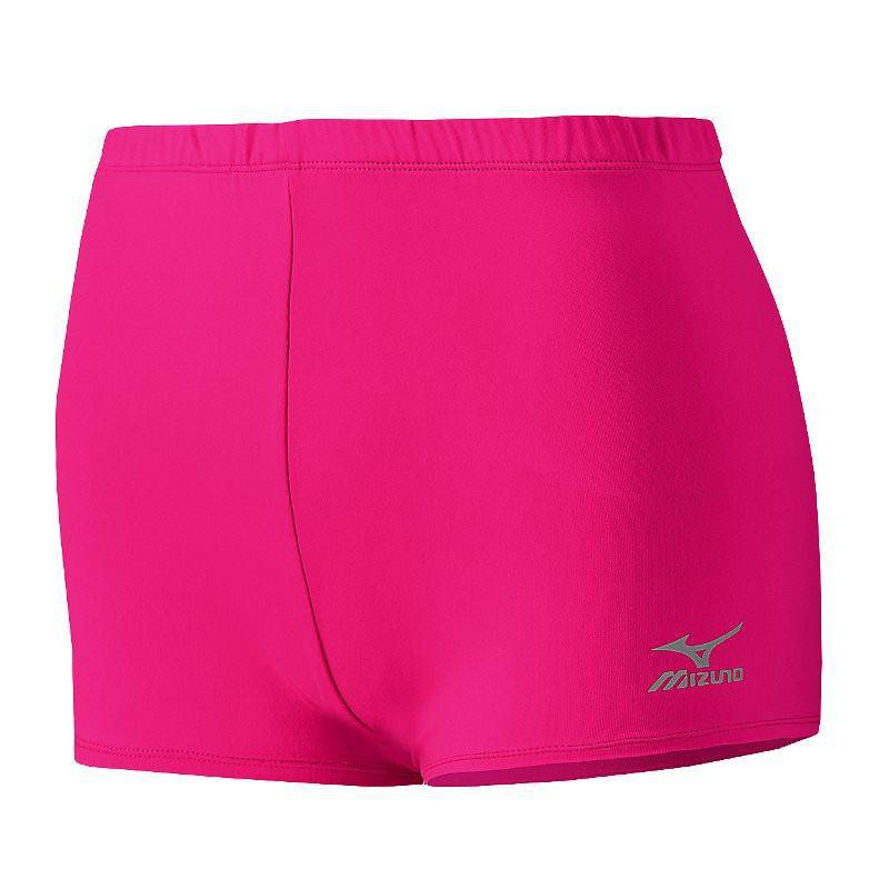 Mizuno Core Low Rider Short - Shocking Pink - HIT A Double