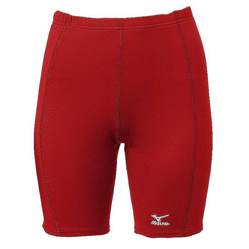 Mizuno Low Rise Sliding Compression - Red - HIT A Double