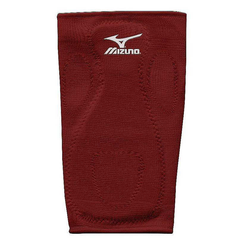 Mizuno MzO Slider Adult Knee Pad Single - Cardinal - HIT A Double