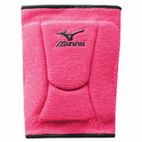Mizuno Volleyball LR6 Highlighter Kneepad Pair - Shocking Pink Black - HIT A Double