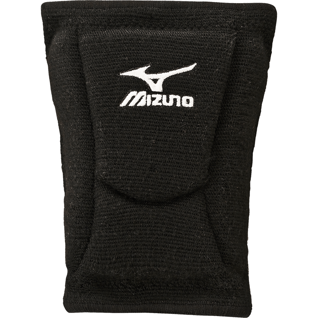 Mizuno Volleyball LR6 Kneepads Pair - Black - HIT A Double