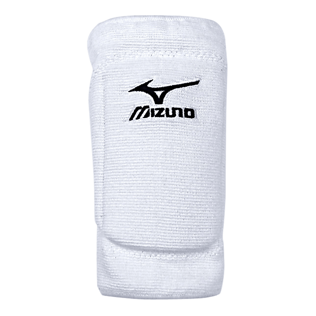 Mizuno Volleyball T10 Plus Kneepad Pair - White - HIT A Double