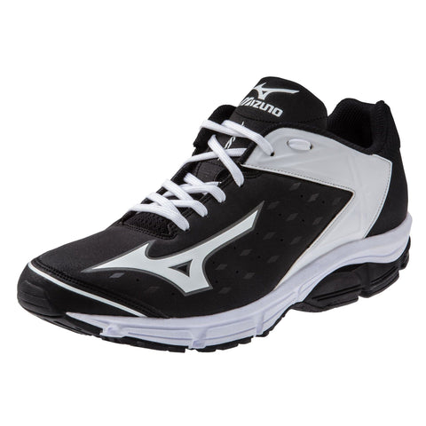 Mizuno Wave Swagger 2 Trainer - Black White - HIT A Double