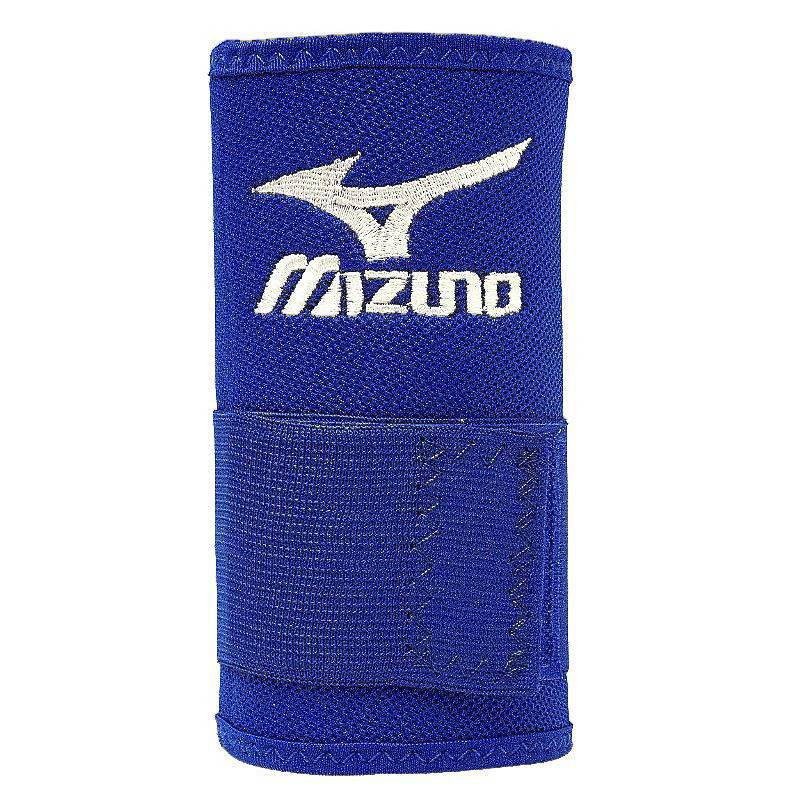"Mizuno Wristbands 5"" PowerLock Royal - 370136 - HIT A Double"
