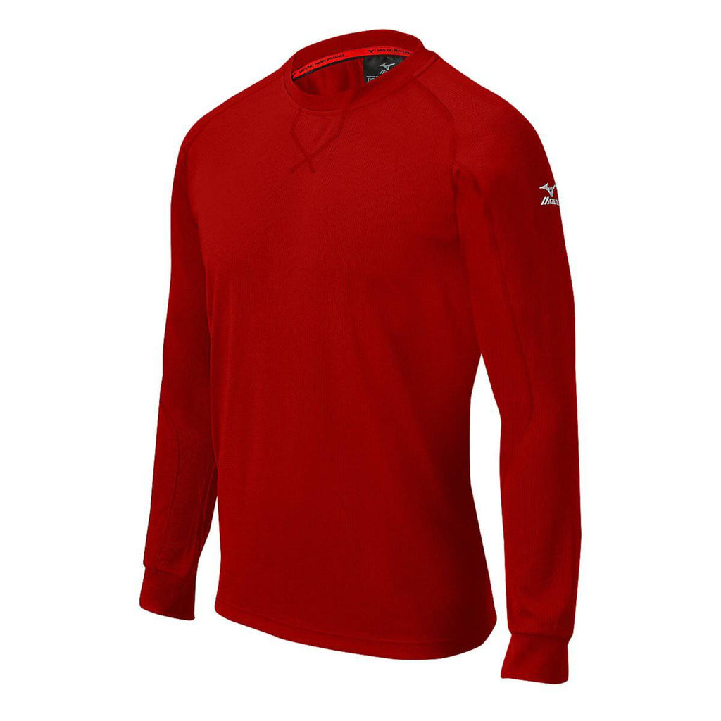Mizuno Youth Comp Training Top - Red - HIT A Double