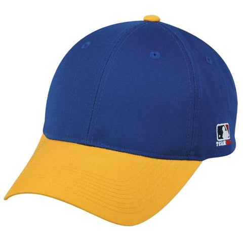 OC Sports MLB-801 Adjustable Cap - Royal Gold