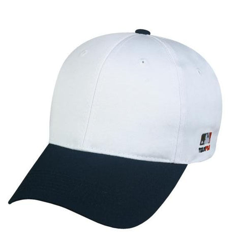 OC Sports MLB-801 Adjustable Cap - White Navy