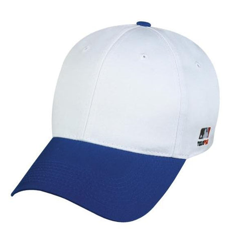 OC Sports MLB-801 Adjustable Cap - White Royal
