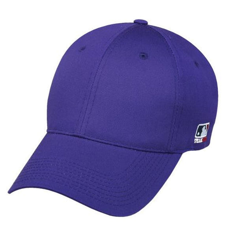 OC Sports MLB-801 Adjustable Cap - Purple