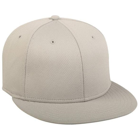 OC Sports MLB-809 Adjustable Cap - Light Grey