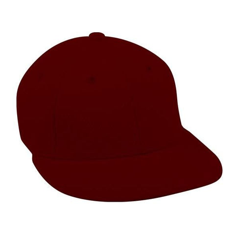 OC Sports MWS225 Flexible Fitting Cap - Maroon