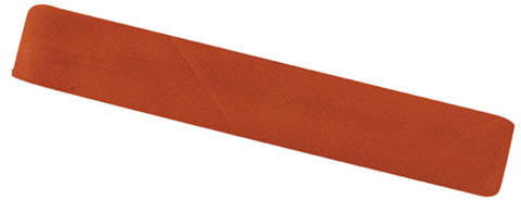 OC Sports STW-100B 2 Removable Chino Twill Hat Band - Burnt Orange