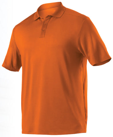 Alleson GPL5 Adult Gameday Polo - Orange - Band, Bowling, Fanwear, Golf - Hit A Double