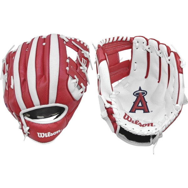 "Wilson A200 Angels 10.00"" T-Ball Glove WTA02RB16LAA"