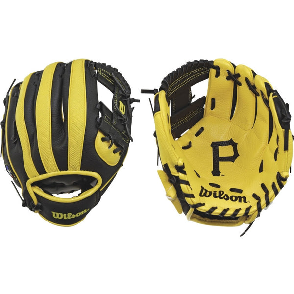 "Wilson A200 Pirates 10.00"" T-Ball Glove WTA02RB16PIT"